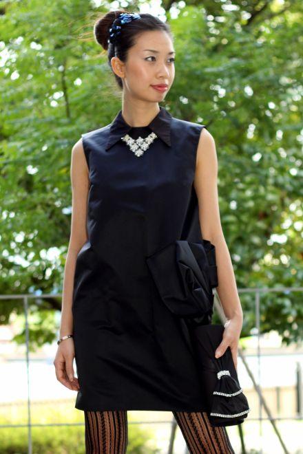 レンタルドレス リトルブラックドレス Mischa
