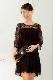 レンタルドレス リトルブラックドレス Alissa