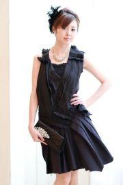 レンタルドレス リトルブラックドレス Angelina