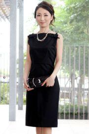 レンタルドレス リトルブラックドレス Audrey