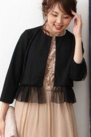 レンタルドレス ボレロ BL-019-1.JPG