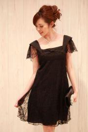 レンタルドレス リトルブラックドレス Jill