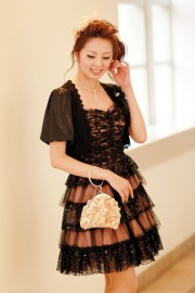 レンタルドレス リトルブラックドレス Katie