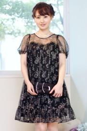 レンタルドレス リトルブラックドレス Meria