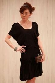 レンタルドレス リトルブラックドレス Nadia