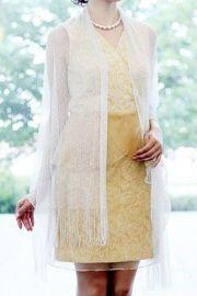 レンタルドレス ショール SL-015-1