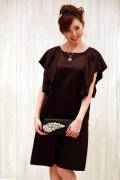 レンタルドレス リトルブラックドレス Deanna