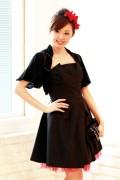 レンタルドレス リトルブラックドレス Jessica
