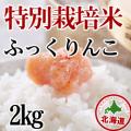減農薬栽培 ふっくりんこ2kg