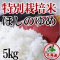 減農薬栽培 ほしのゆめ5kg