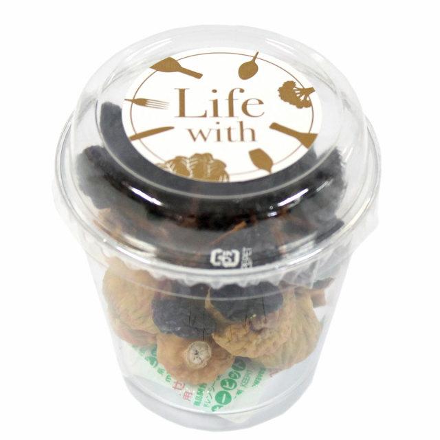 Life-with いちじく&房付レーズン