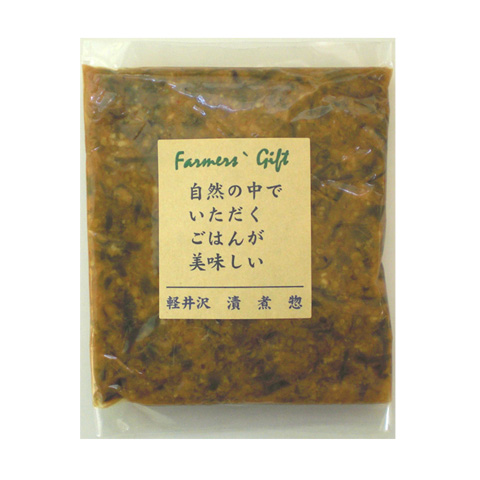 青唐辛子味噌(袋)