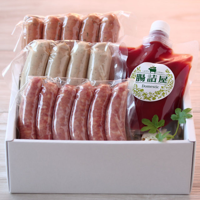 腸詰屋オリジナルギフトA【冷蔵品】