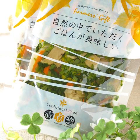 菜の花しめじご飯