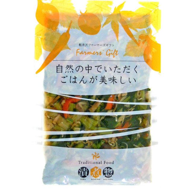 混ぜご飯の素 野沢菜ちりめんご飯