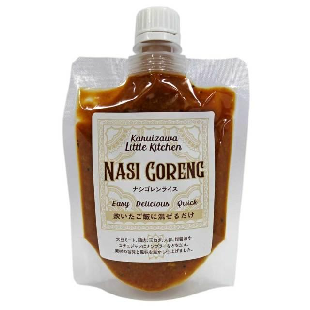 混ぜご飯の素 ナシゴレンライス