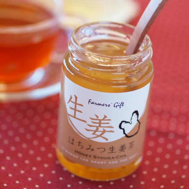 はちみつ生姜茶