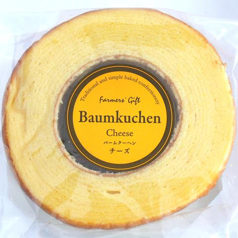 ジャンボクーヘン チーズ