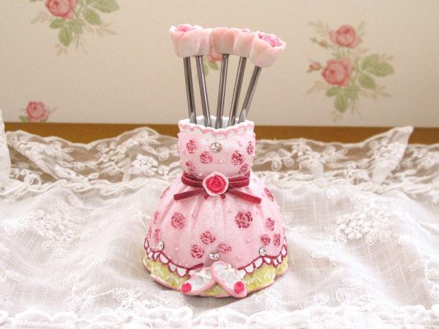 プリンセスドール フルーツピックスタンド ピンク