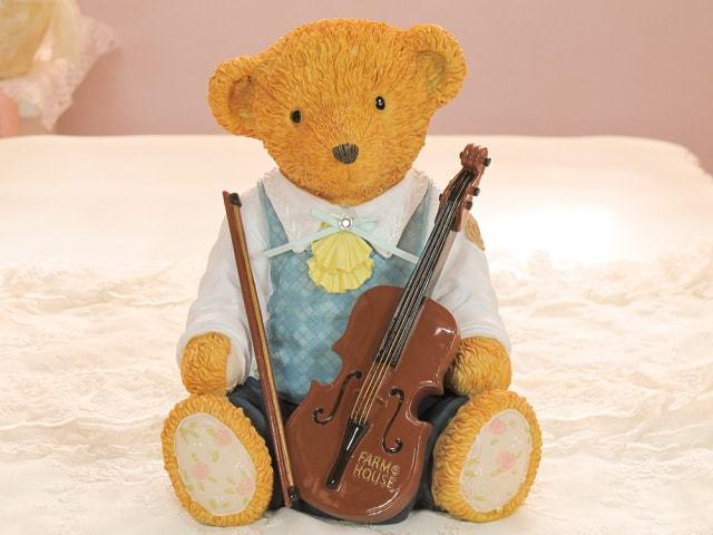 バイオリンベアバンク 男の子