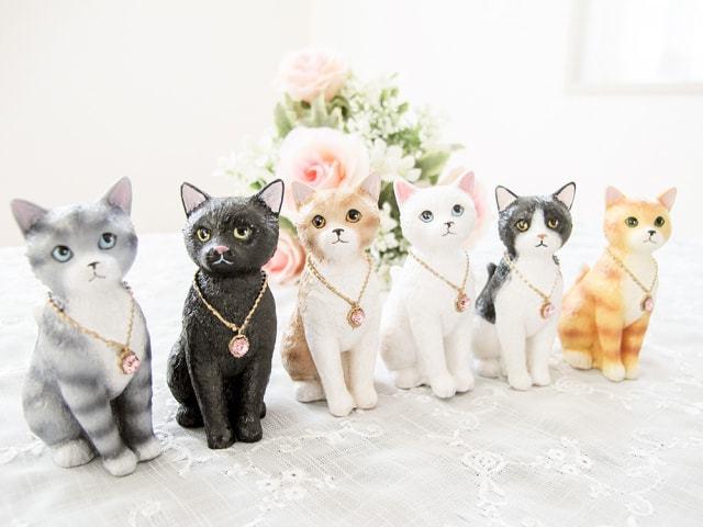 おすまし猫 オーナメント