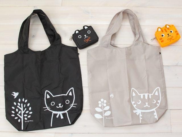 なごみ猫ポケットバッグ