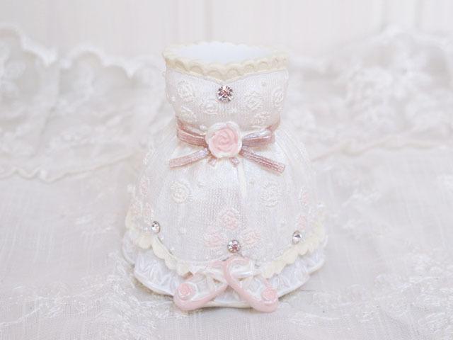 プリンセスドールピックスタンド ホワイト