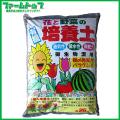 【微生物混用!根の発育がバツグン!!】 花と野菜の有機培養土25L