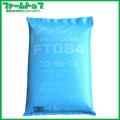 ファームトップオリジナル 純国産 側条・機械施肥対応品 燐安入り化成肥料 FT084 20kg 成分10-18-14