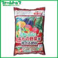 実もの野菜を育てる肥料 2kg 6-8-4 トマト・ナス・キュウリ 元肥・追肥用 有機配合肥料