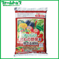 実もの野菜を育てる肥料 5kg 6-8-4 トマト・ナス・キュウリ 元肥・追肥用 有機配合肥料