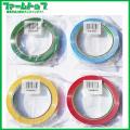 共和  ネックシール用 パイロン バッグシーリングテープ No.540カラー/赤・薄青・黄・緑よりお選び下さい。