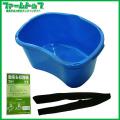 【散布&収穫桶】ブルー【18型】