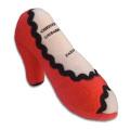ペットとオーナーのハートわしづかみ 幸せオーラ満載!アメリカで大人気犬用おもちゃ Christian Loubarkin Shoe (S)