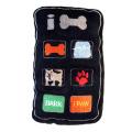 ペットとオーナーのハートわしづかみ 幸せオーラ満載!アメリカで大人気 iPhoneにそっくりな犬用おもちゃ iBone