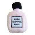 ペットとオーナーのハートわしづかみ 幸せオーラ満載!アメリカで大人気犬用おもちゃ Koko Chewnel Perfume