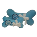 【新作】ペットとオーナーのハートわしづかみ 幸せオーラ満載!アメリカで大人気犬用おもちゃ Sniffany & Co. Bone (Petite)
