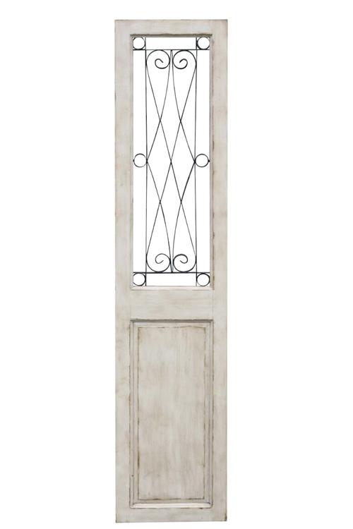 ホワイトグリル・ドア