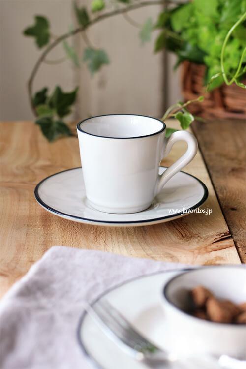 COSTA NOVA(コスタノバ) |BEJA(ベジャ) コーヒーカップ&ソーサー(デミタスカップ)
