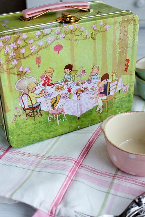 Belle & Boo(ベル&ブー)     ランチボックス ピクニック