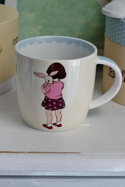 Belle & Boo(ベル&ブー) |ボックス入りマグ(ハグ)