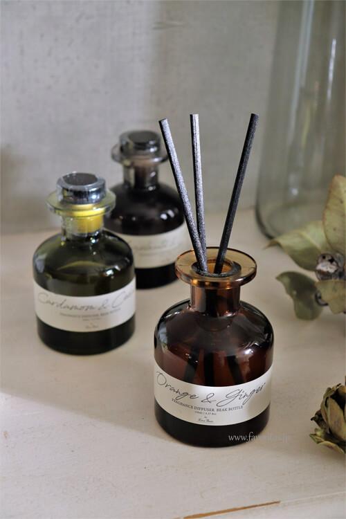 フレグランス ディフューザー ビークボトル