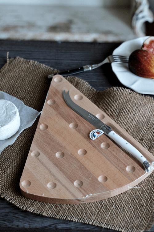 Jean Dubost(ジャン・デュボ)|ライヨール チーズボードセット(ミルク)
