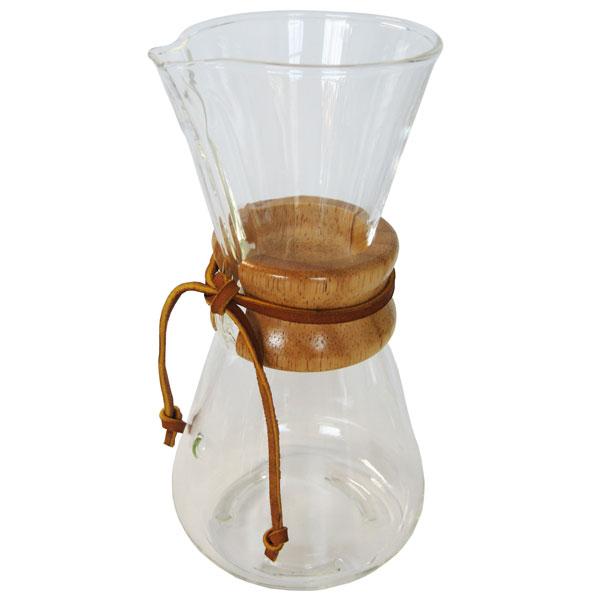 CHEMEX(ケメックス)|コーヒーメーカー クラシック(マシンメイド) 3cup