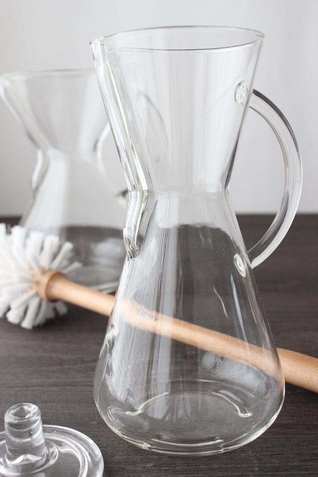 ケメックス コーヒーメーカー ガラスハンドル 3cup