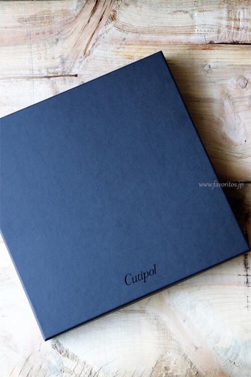 【ギフトセット】 Cutipol(クチポール) | GOA カトラリー ディナー6本セット
