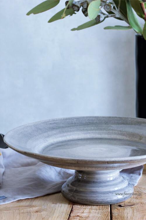 雑誌掲載商品 【送料無料】  MATEUS(マテュース) |ケーキスタンド (グレー/ライトピンク/サンド/プラム/オーシャン/ターコイズ/パープル)