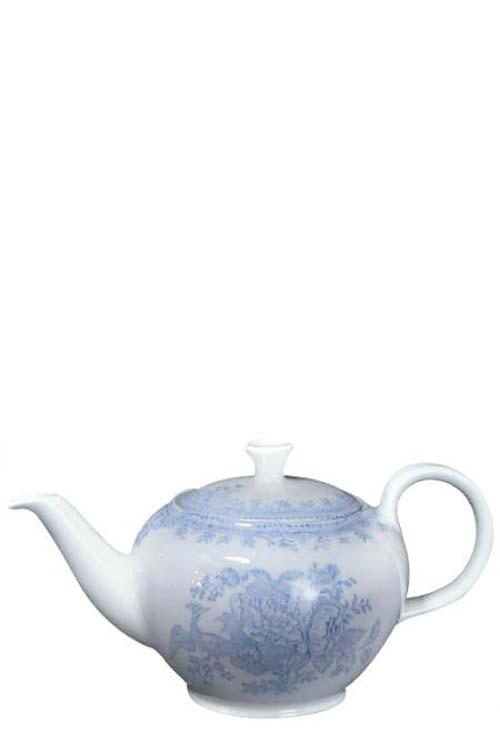 burleigh(バーレイ) |ブルー アジアティック フェザンツ ティーポット Sサイズ