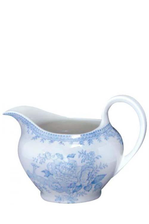 burleigh(バーレイ) |ブルー アジアティック フェザンツ クリーマジャグ Lサイズ