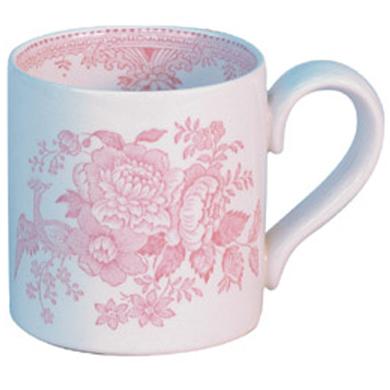 burleigh(バーレイ) |ピンク アジアティック フェザンツ マグカップ